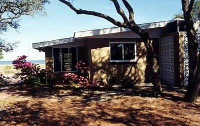Alligator Beach In Florida 75 100 A Night Vrbo 228305 The Spotted Grouper Old Bungalow