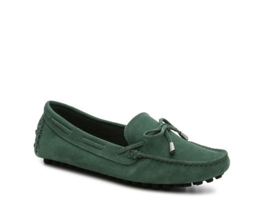 d6af09516b8 Women s Mercanti Fiorentini Nubuck Loafer - Green