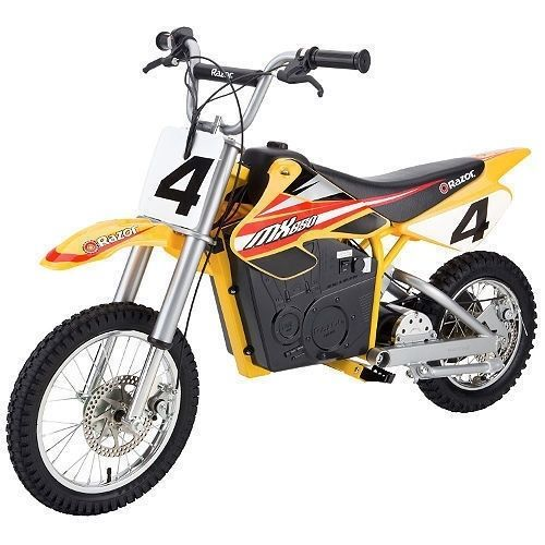 Razor Mx650 Dirt Rocket Electric Motocross Bike New Electric Dirt Bike Dirt Bikes For Kids Electric Motorcycle