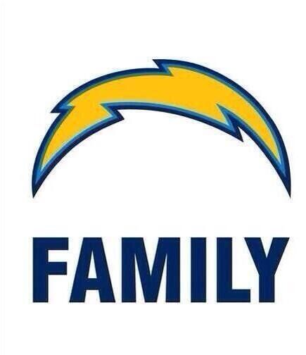 San Diego Chargers Football Team: San Diego Chargers. You Won't Find A Bandwagon. This Is A