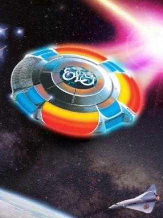 Elo Spaceship Electric Lighter Concert Posters Strange Magic
