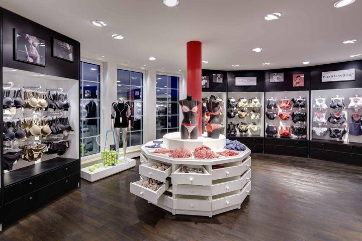 Tc buckenmaier lingerie department by heikaus crailsheim for Design shop deutschland