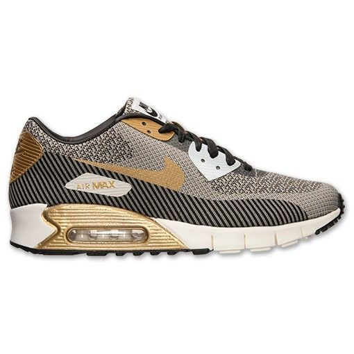 Nike Air Max 90 JacquardJCRD Premium QS Gold Trophy Heren