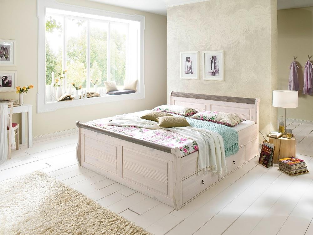 Komfortbett Alesund Haus deko, Doppelbetten und Bett