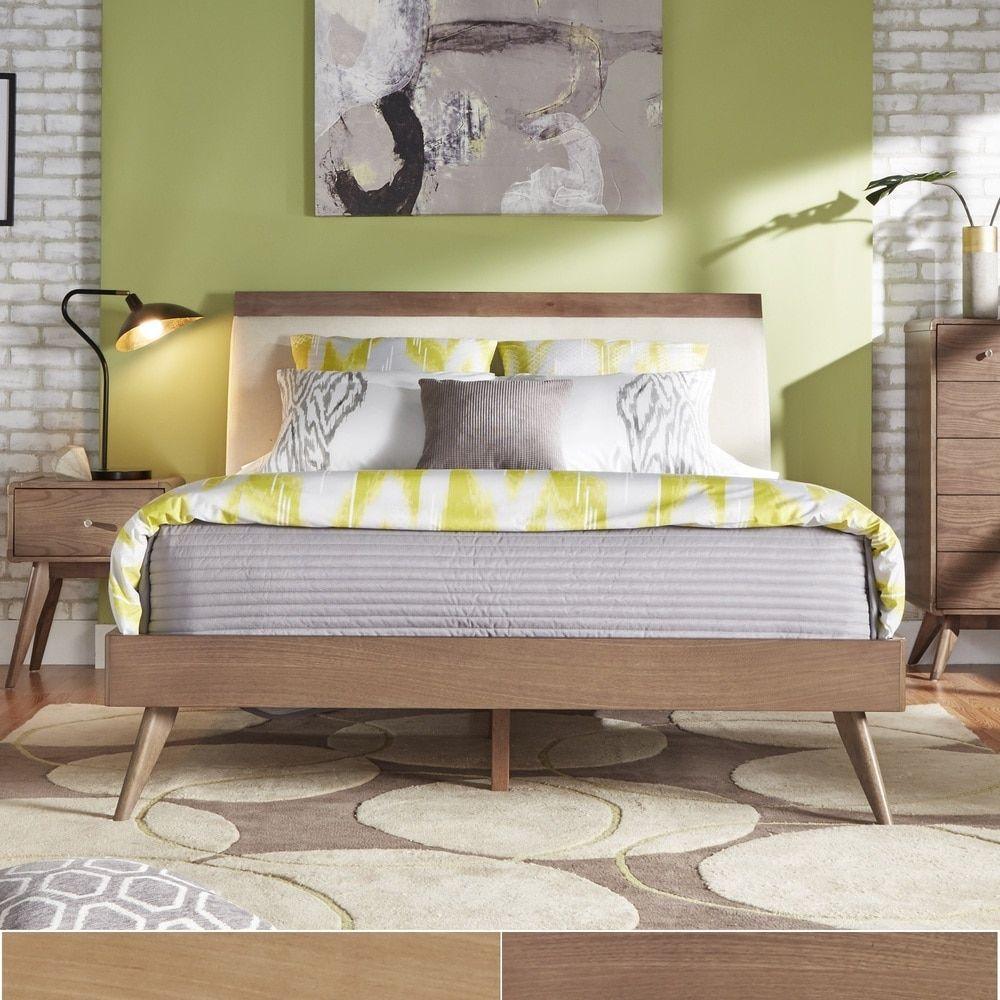 Penelope Danish Modern Platform Bed iNSPIRE Q Modern by iNSPIRE Q