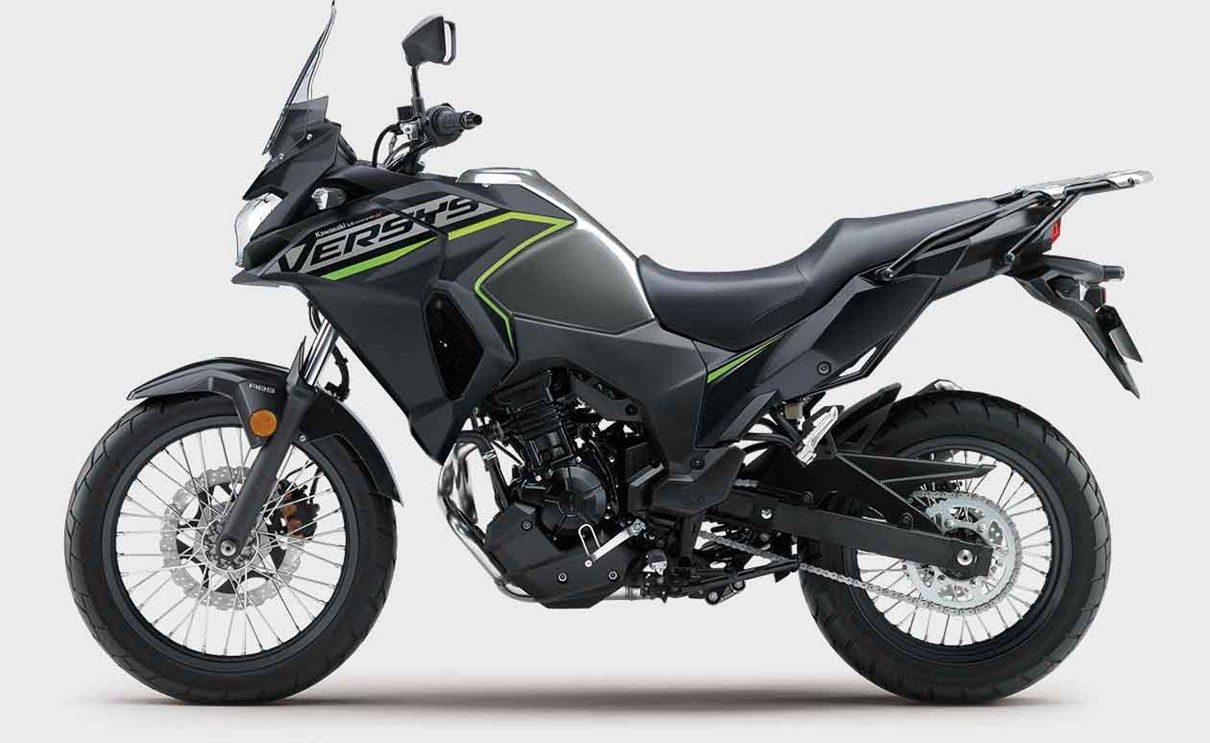 Kawasaki VersysX 300 Touring Motorcycle Sporty