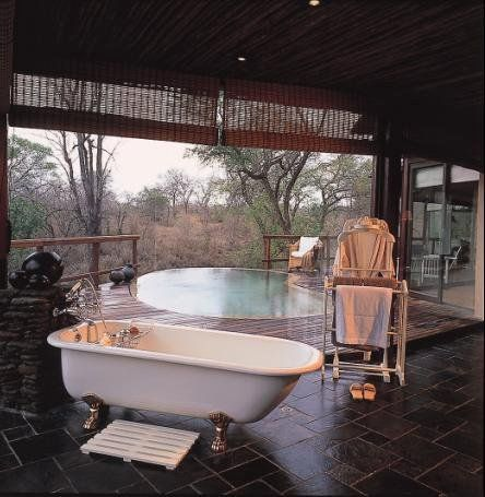 Kruger Park Lodge Lodge Safari Tent Boulder Lodge