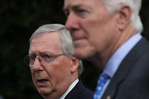 The Trumpcare Fight Shows Mitch McConnell Knows Just How Overrated He Is