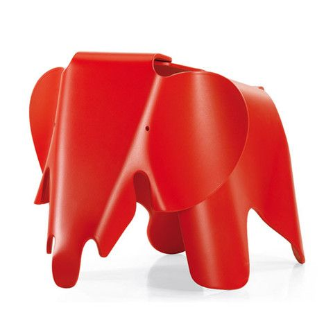 LACMA Store - Charles and Ray Eames Red Elephant
