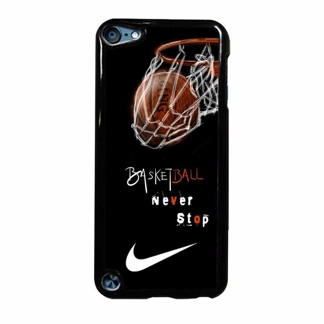 Nike Basketball Never Stop iPod Touch 5 Case