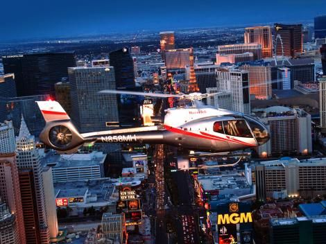 Las Vegas Helicopter Ride