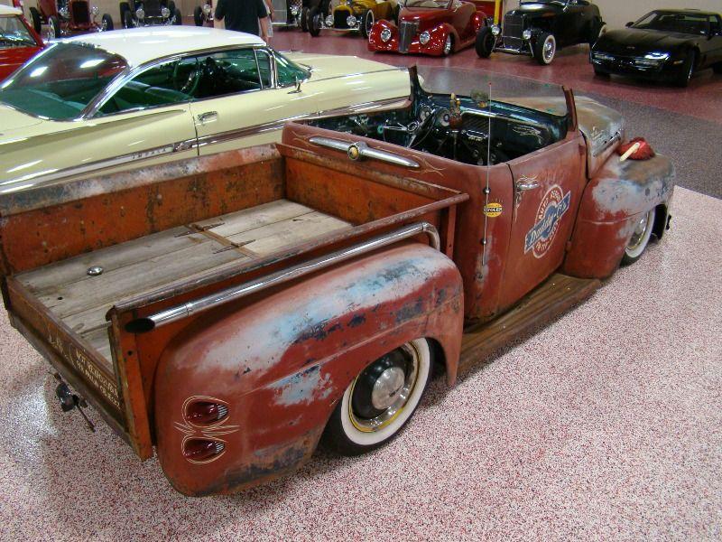 Gas monkey garage 1952 ford rat rod truck garage for Garage ford 78 plaisir