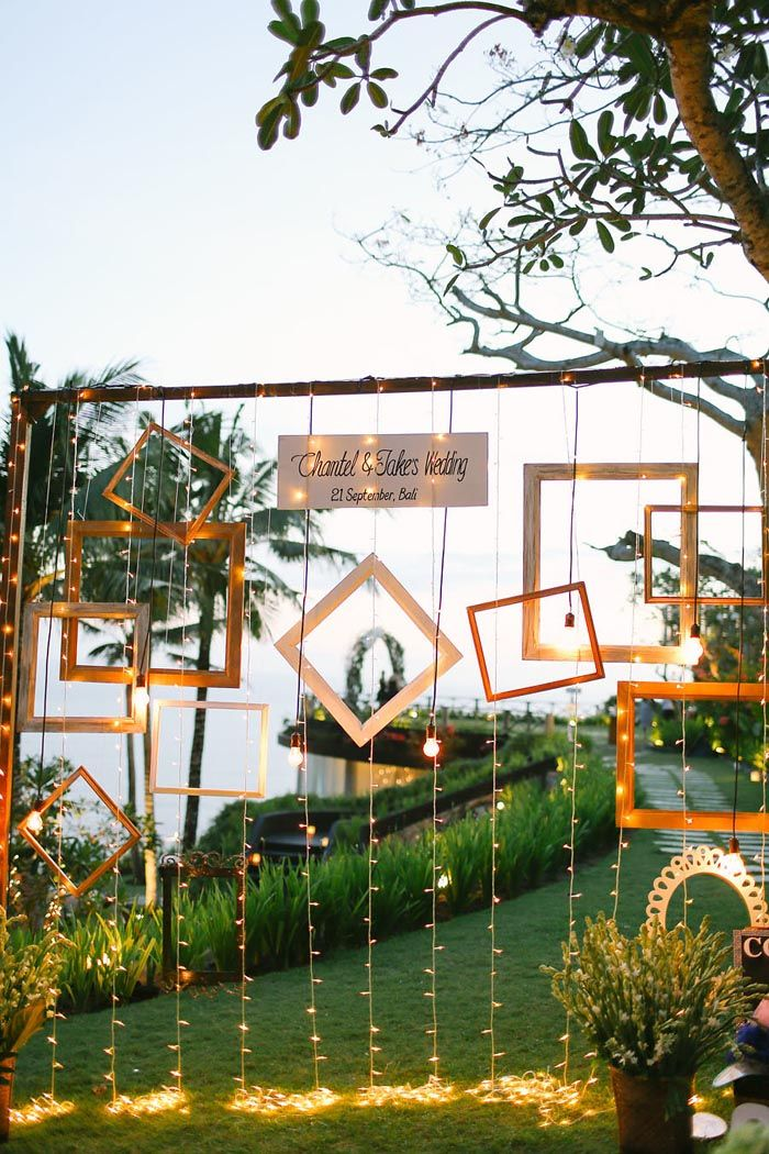 The Bali Wedding You've Been Dreaming Of - Modern