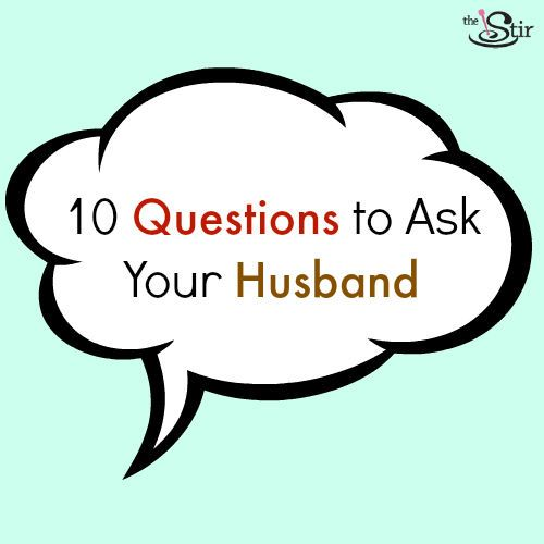 10 Questions To Make You Fall In Love With Your Husband All Over