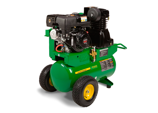 AC220GH Portable, Gasoline, TwoStage Air Compressor