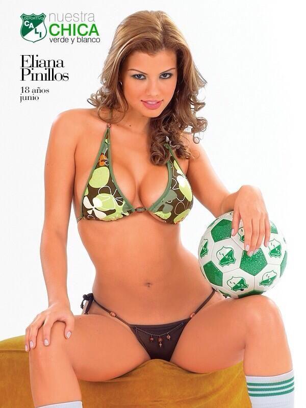 Eliana Pinillos Colombia Film Music And Books Deportivo Cali