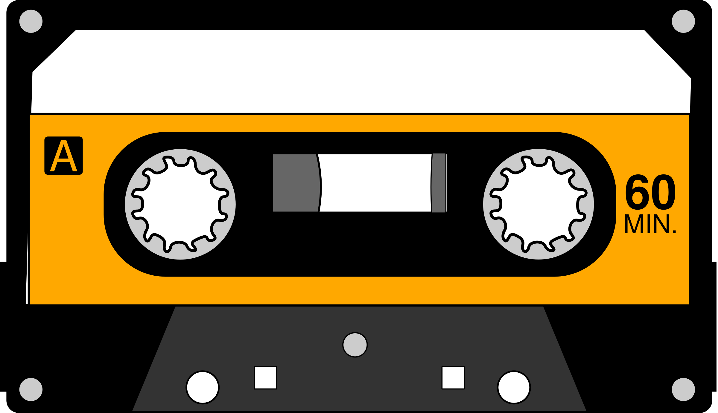 Cassette Tape Cassette Tapes Tape Art Red Bubble Stickers