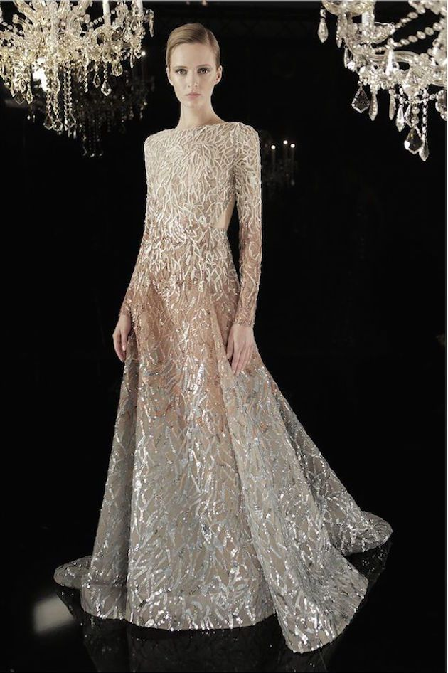 How much does a wedding dress cost the couture edition bridal elie saab wedding dress bridal musings wedding blog junglespirit Gallery