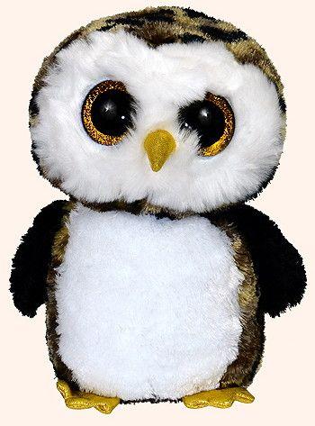 b41e85de813 TY Beanie Boo Owliver the Owl Buddy