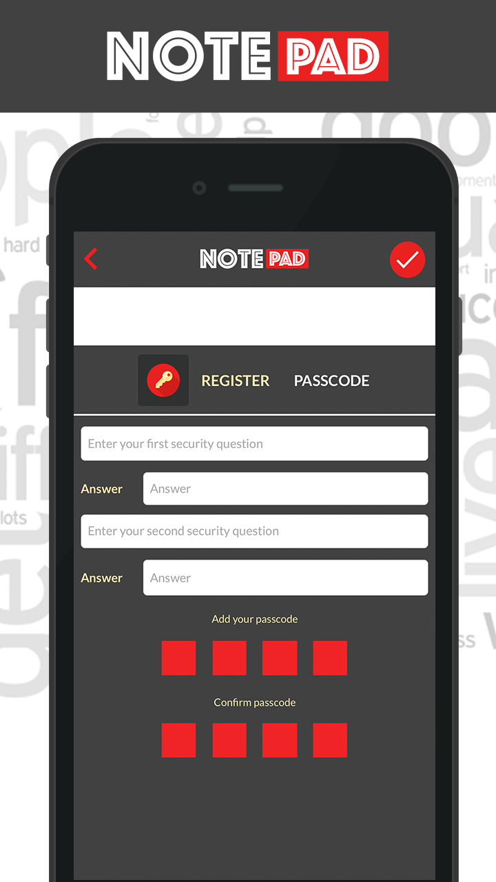 Notepad Pro Include In App Purchase Note pad, This or