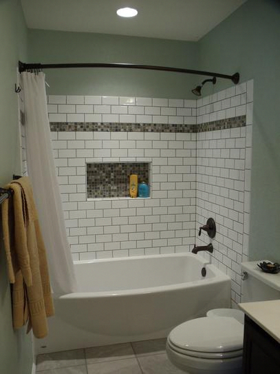 New bathroom installation or old restroom remodeling would give you an opportunity to make the interiors of your bathroom bright and airy. #restroomremodel