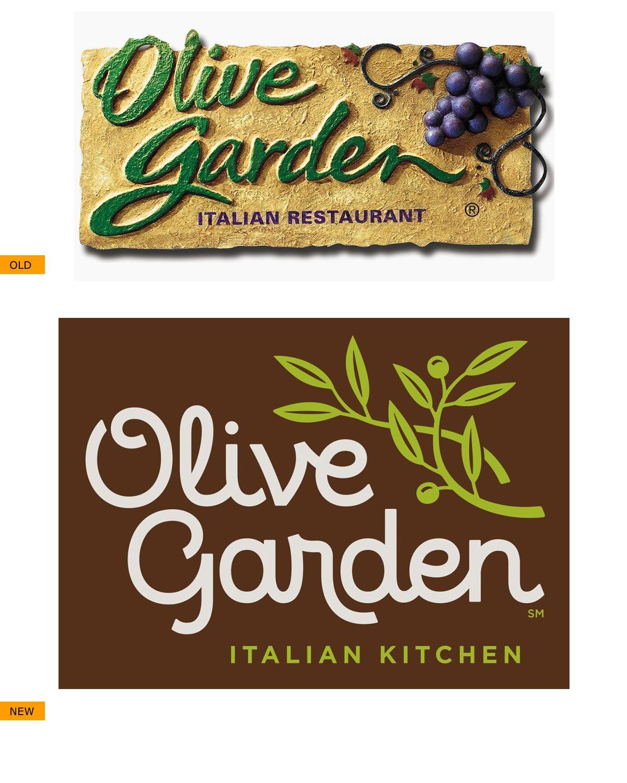 New Olive Garden logo 2014 | Design : Logo Evolution | Pinterest ...