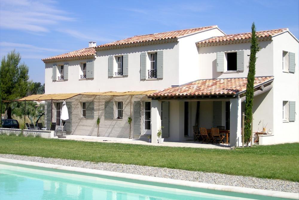 Bastide Plain Pied En Provence Maison Hqe Maisons Casanova Colori Esterni Casa Casa Esterna Esterni Casa