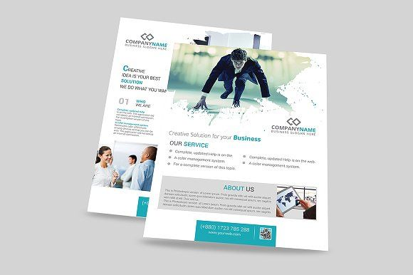 Pin by graphics author on templates pinterest flyer template and discover ideas about business flyer templates friedricerecipe Gallery
