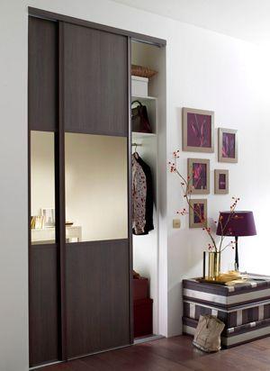 comment décorer des portes coulissantes de placard - Recherche - creer une porte coulissante