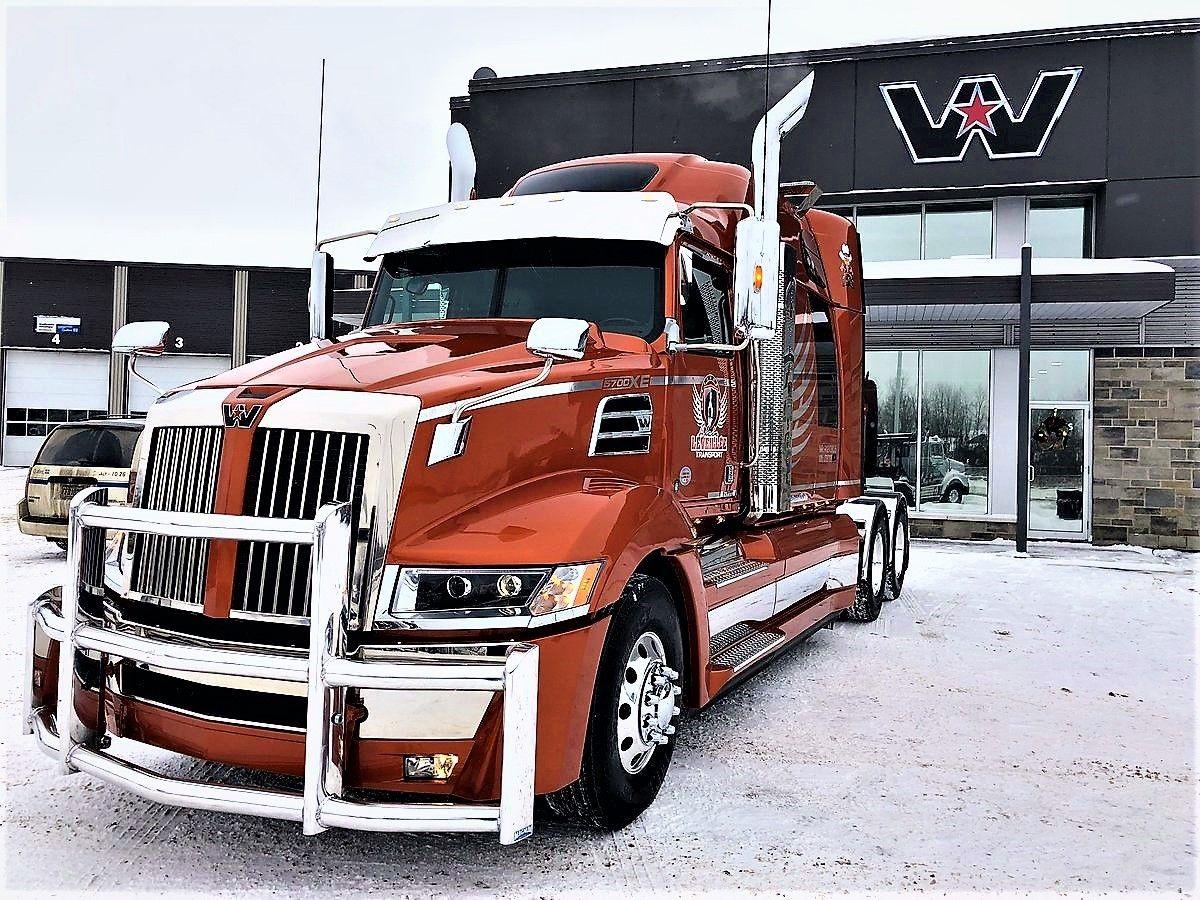 Millions Of Semi Trucks Trucks Big Rig Trucks Western Star Trucks