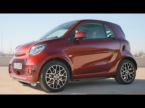 All Cars New Zealand: Video: 2020 smart EQ fortwo - Compact Electric Urb...
