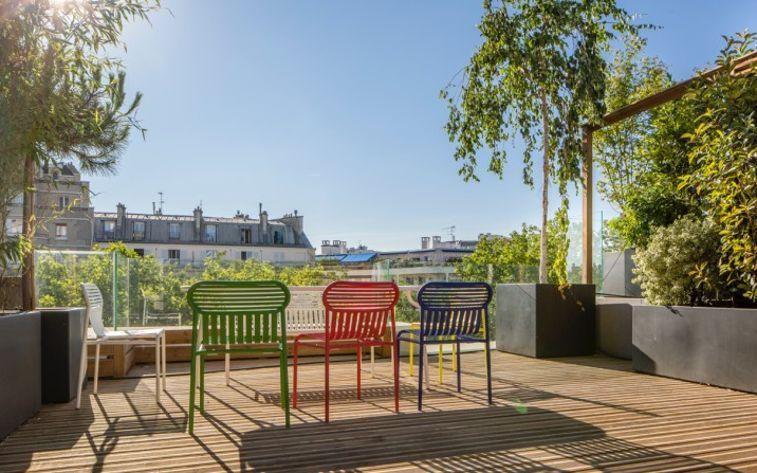 À Paris, deux maxi-maisons bâties sur une micro-parcelle