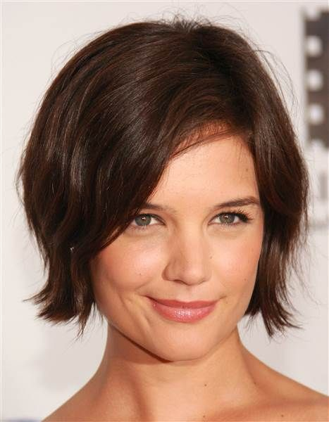 Katie Holmes Hairstyles Glamorous Katie Holmes Has A New Short Haircut — See The Gorgeous Look