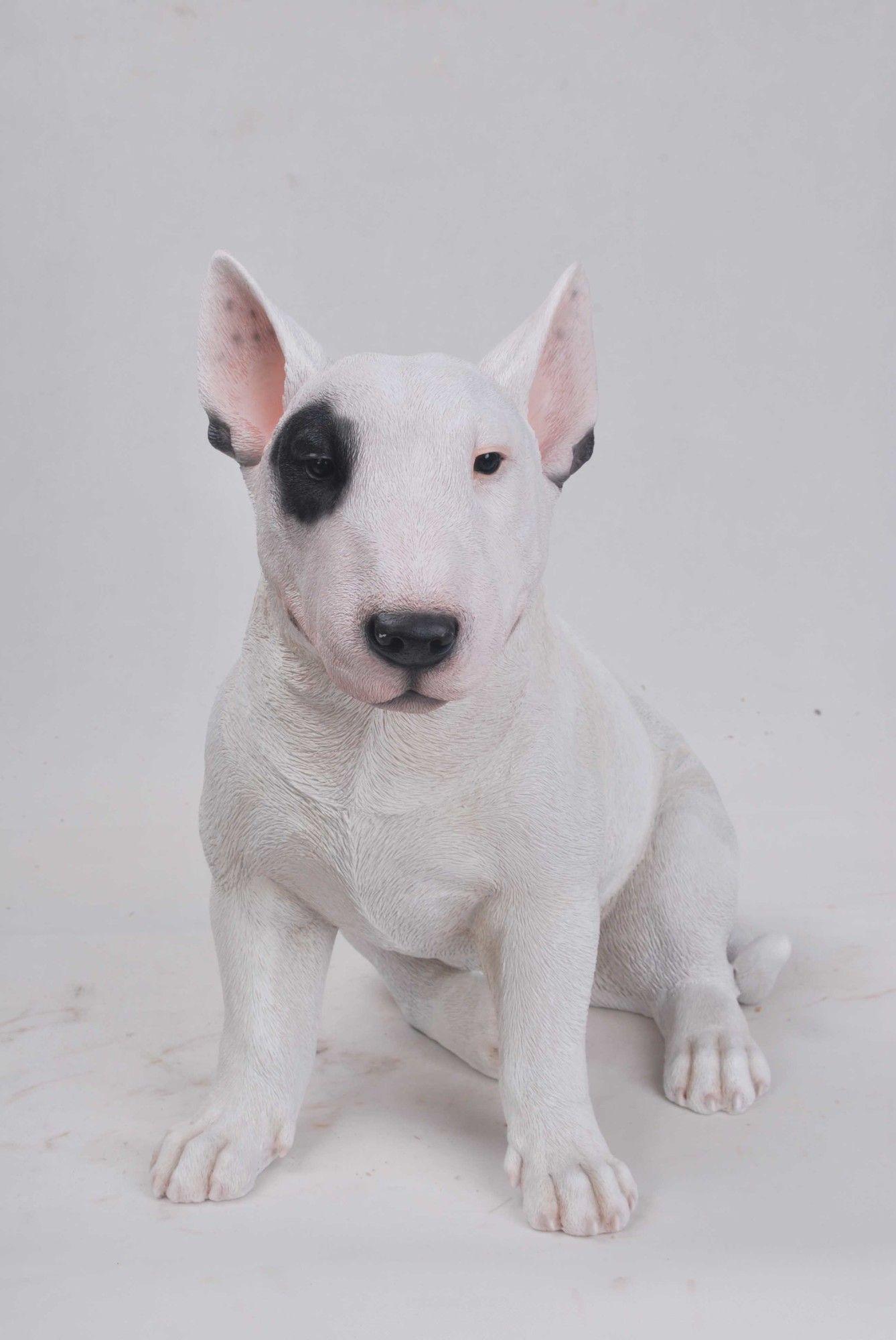 Bull Terrier Statue Pitbull Terrier Mini Bull Terriers Bull