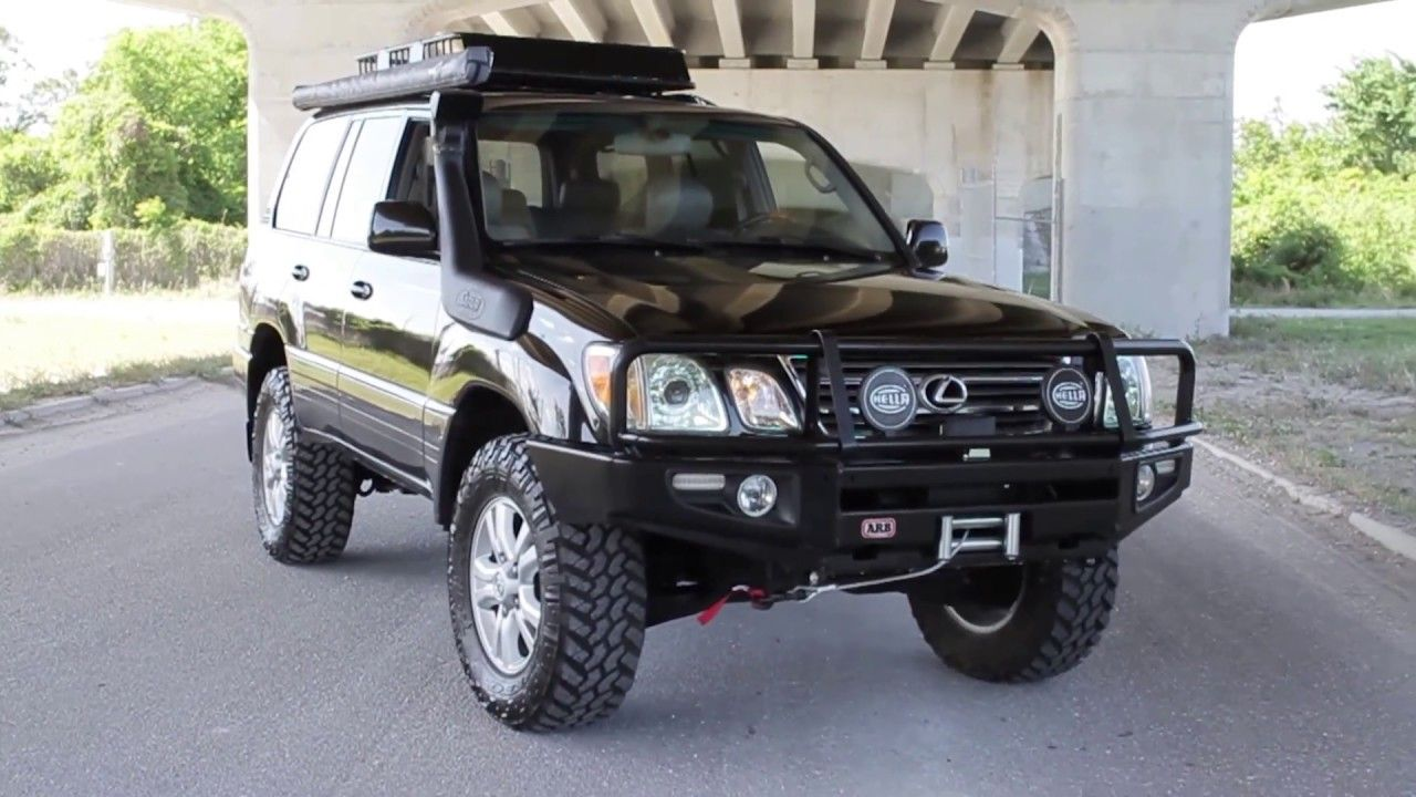 image result for lx470 overland build lexus lx470 toyota land cruiser overlanding lexus lx470 toyota land cruiser