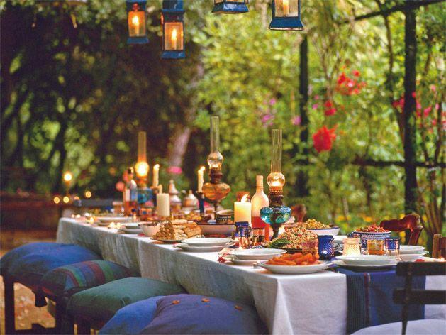 Garten balkon  Oriental garden #orient #lantern #laternen #garten | söz | Pinterest