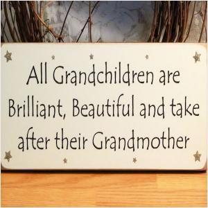 Grandma And Grandchildren Quote | Quote Number 603147 | Picture Quotes #grandchildrenquotes
