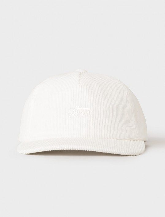 785488718e869d Stussy Montana Strapback Cap - Off White by Slowatch Concept Store ...