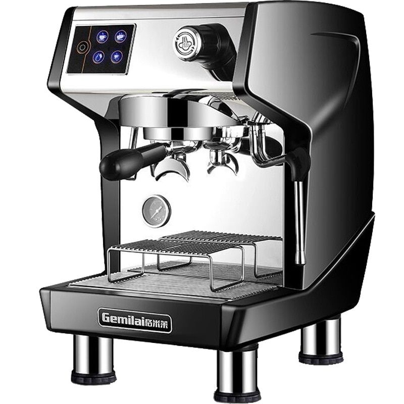 Espresso Coffee Machine 120 Cups H Commercial Coffee Maker Semi