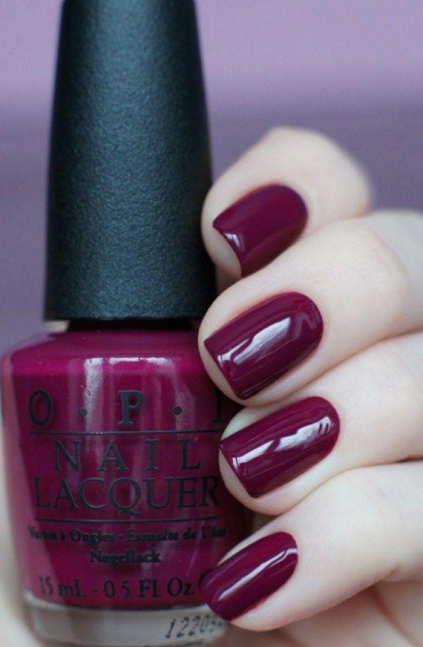 Polish Nail Colors for Dark Skin OPI Casino Royale 2016   Nails ...