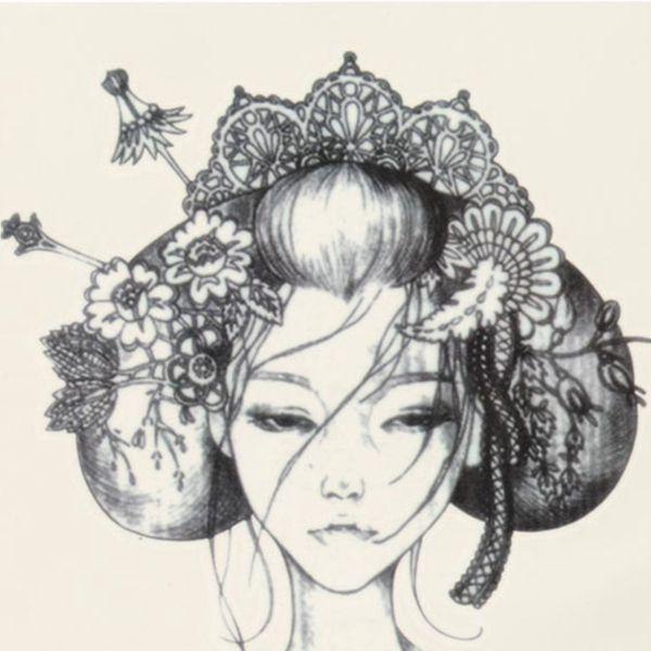 Tatuaggi giapponesi disegno cerca con google i love for Disegni tradizionali giapponesi