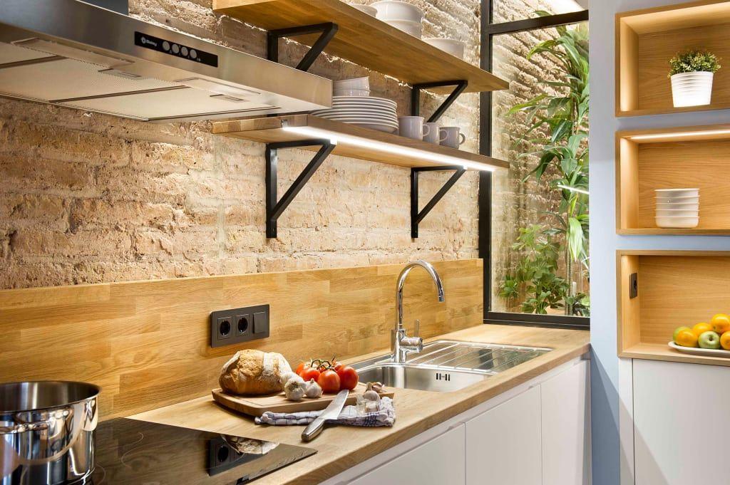 Dile adi s al humo de la cocina 9 ideas para la for Cocinas cocinas y algo mas