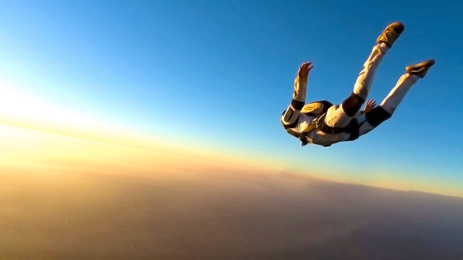 Skydive Free Fall Sports Wallpaper: How A Skydiving Trip Changed My Life