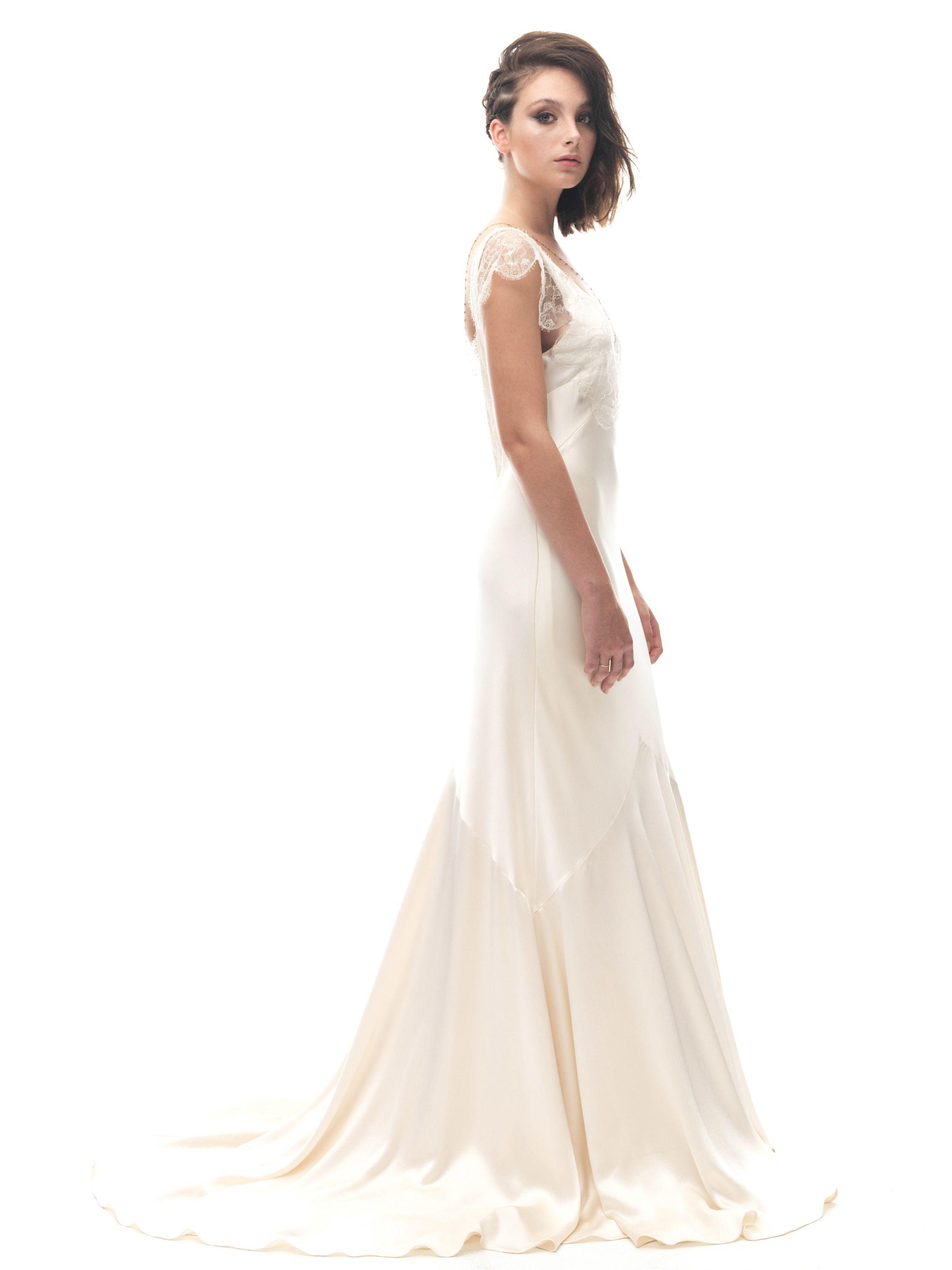 Belinda Clic Wedding Dresslace