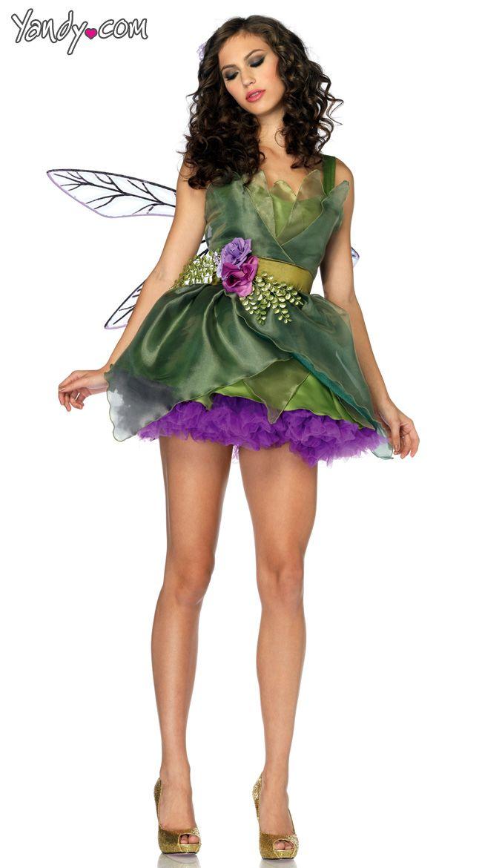 Woodland Fairy Costume Green Fairy Costume Mother nature?  sc 1 st  Pinterest & Woodland Fairy Costume Green Fairy Costume Mother nature ...