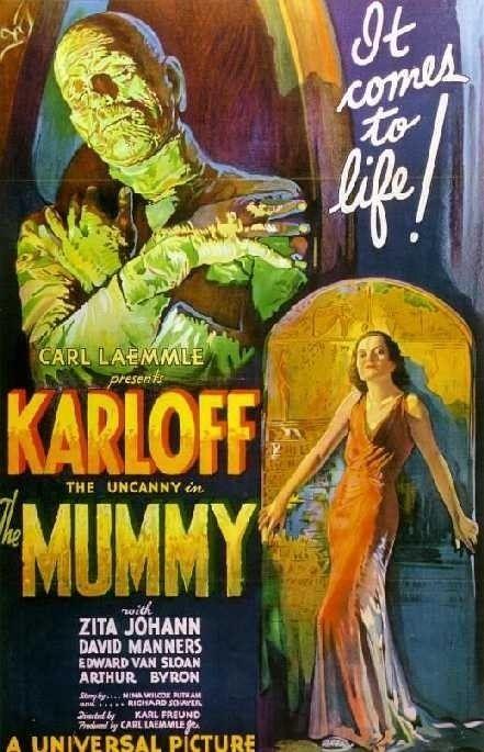 'The Mummy' (1932) ...