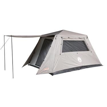 Coleman Instant Up Tent Brown u0026 Black | Anaconda  sc 1 st  Pinterest & Coleman Instant Up Tent Brown u0026 Black | Anaconda | Camping ...