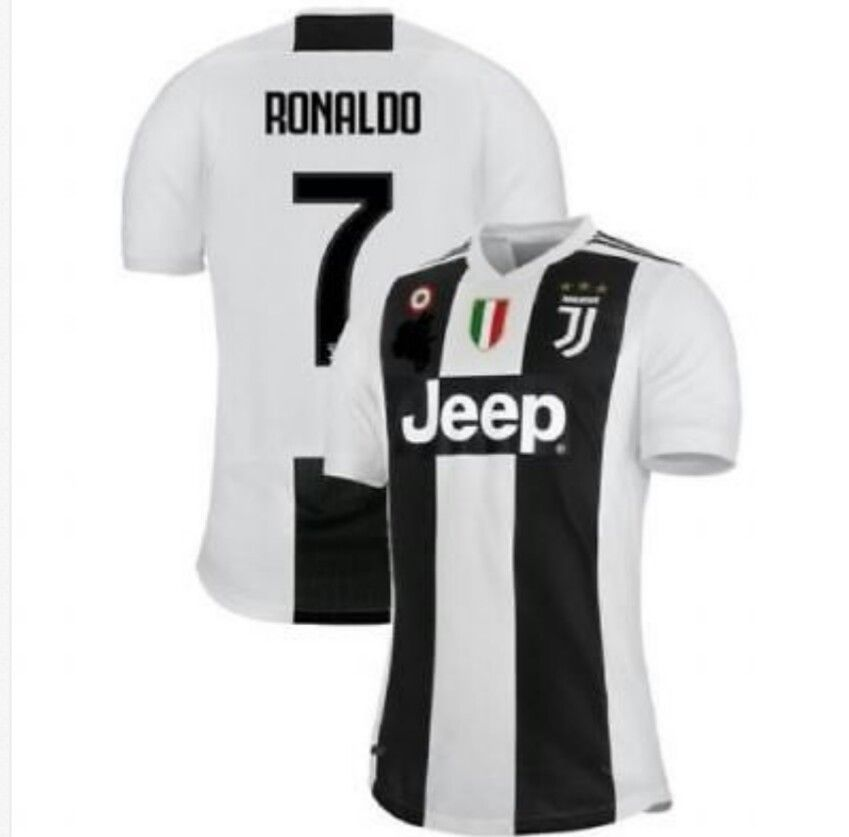 check out bb4af eee34 New Cristiano Ronaldo Juventus Jersey 2018/2019 ORIGINAL ...