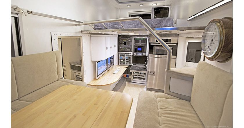 This is the Ultimate Survival Vehicle, an RV on Steroids [PICS] - Wide Open Spaces