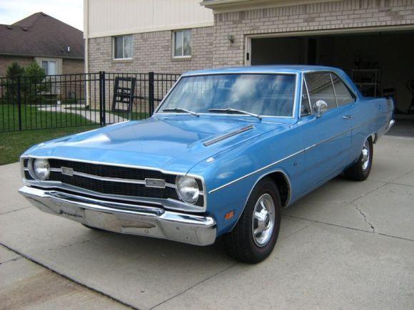 '69 Dodge Dart GTS w/ 340 V8/TorqueFlite combo | Dream ...